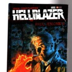 Cómics: HELLBLAZER : JOHN CONSTANTINE 7 / ETAPA PAUL JENKINS 1 - ECC / DC VERTIGO / TAPA DURA / NUEVO. Lote 202071526