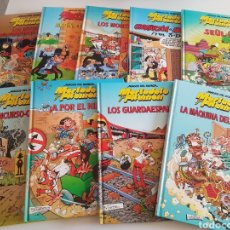 Fumetti: LOTE MAGOS DEL HUMOR MORTADELO Y FILEMON. Lote 203183137