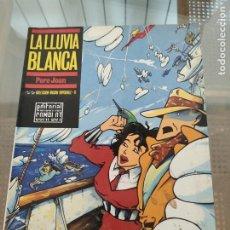 Cómics: LA LLUVIA BLANCA DE PERE JOAN. Lote 203409562