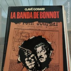 Cómics: TEBEOS: LA BANDA DE BONNOT Y SUPER BOMBA. Lote 203409588
