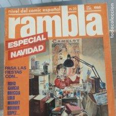 Cómics: LOTE DE TEBEOS RAMBLA. Lote 203409802
