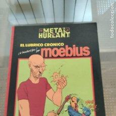 Cómics: LOTE DE METAL HURLANT. Lote 203410006