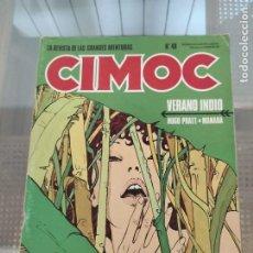 Cómics: LOTE DE CIMOC. Lote 203410093