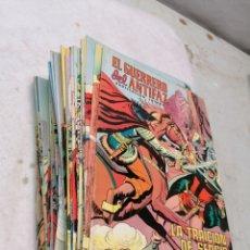 Cómics: EL GUERRERO DEL ANTIFAZ 70 NÚMEROS. Lote 203619517