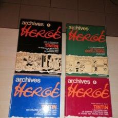 Cómics: ARCHIVES HERGÉ - TINTÍN - CASTERMAN. Lote 203877416