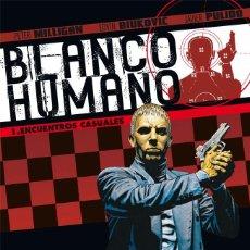 Cómics: BLANCO HUMANO DE PETER MILLIGAN 1 2 3 4 COMPLETA - ECC / DC VERTIGO / RUSTICA. Lote 203879163