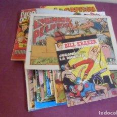 Fumetti: LOTE 31 TEBEOS VARIOS.VER FOTOS Y DETALLES,AÑOS 50-60-70.. Lote 204078195