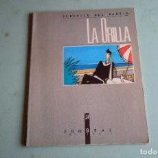 Cómics: FEDERICO DEL BARRIO, LA ORILLA, SOMBRAS ED. Lote 204078396