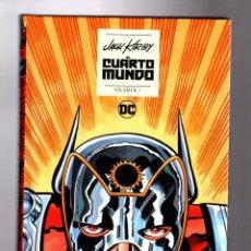 Cómics: EL CUARTO MUNDO DE JACK KIRBY 1 - ECC / DC / TAPA DURA. Lote 184089502