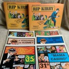 Cómics: RIP KIRBY - COLECCION COMPLETA ( TIRAS DIARIAS ) TOTAL 25 EJEMPLARES + 2 TOMOS. Lote 8825340