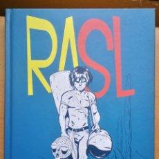 Cómics: RASL 1. DE JEFF SMITH. ASTIBERRI. OFERTA.TAPA DURA. 230 PAG.. Lote 189379995