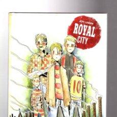 Cómics: ROYAL CITY 1 FAMILIA DIRECTA - ASTIBERRI / TAPA DURA / JEFF LEMIRE. Lote 204262236