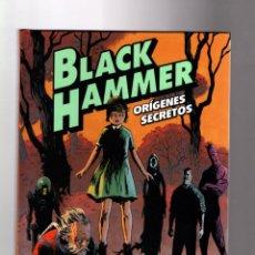 Cómics: BLACK HAMMER 1 : ORIGENES SECRETOS - ASTIBERRI / TAPA DURA / JEFF LEMIRE. Lote 204262813