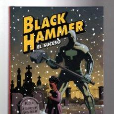 Cómics: BLACK HAMMER 2 : EL SUCESO - ASTIBERRI / TAPA DURA / JEFF LEMIRE. Lote 204263022