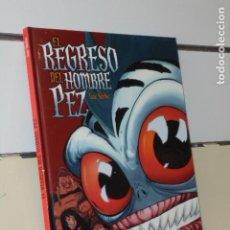 Cómics: EL REGRESO DEL HOMBRE PEZ - GLENAT OFERTA. Lote 278967993