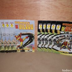 Cómics: 10 COMICS DEL HOMBRE DE HIERRO. Lote 204325095