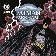 Cómics: BATMAN DE ARKHAM Y OTRAS LEYENDAS - ECC / DC / RUSTICA / OTROS MUNDOS. Lote 204400131