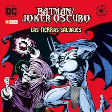 Cómics: BATMAN / JOKER OSCURO : LAS TIERRAS SALVAJES - ECC / DC / RUSTICA / OTROS MUNDOS. Lote 204401052