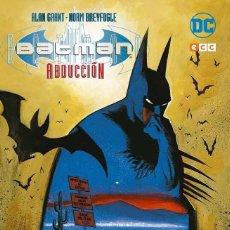 Cómics: BATMAN : ABDUCCIÓN - ECC / DC / RUSTICA / OTROS MUNDOS. Lote 204401341