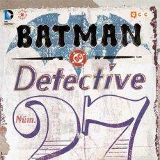 Cómics: BATMAN : DETECTIVE 27 - ECC / DC / RUSTICA / OTROS MUNDOS. Lote 204401585