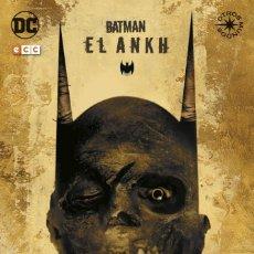 Cómics: BATMAN : EL ANKH - ECC / DC / RUSTICA / OTROS MUNDOS. Lote 204401861