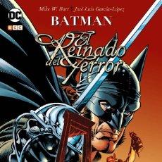 Cómics: BATMAN : EL REINADO DEL TERROR - ECC / DC / RUSTICA / OTROS MUNDOS / GARCIA LOPEZ. Lote 204402277