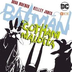 Cómics: BATMAN : GOTHAM MALDITA - ECC / DC / RUSTICA / OTROS MUNDOS. Lote 204404910