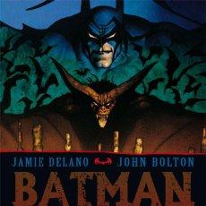 Cómics: BATMAN MANBAT - ECC / DC / RUSTICA / OTROS MUNDOS. Lote 204406983