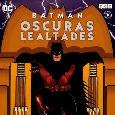 Cómics: BATMAN : OSCURAS LEALTADES - ECC / DC / RUSTICA / OTROS MUNDOS / HOWARD CHAYKIN. Lote 204407266