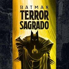 Cómics: BATMAN : TERROR SAGRADO - ECC / DC / RUSTICA / OTROS MUNDOS. Lote 204407590