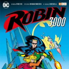 Cómics: ROBIN 3000 - ECC / DC / RUSTICA / OTROS MUNDOS / CRAIG RUSSELL. Lote 204408145
