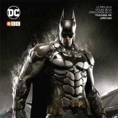 Cómics: BATMAN : ARKHAM KNIGHT 3 - ECC / DC / RUSTICA. Lote 204410183