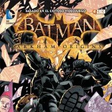 Cómics: BATMAN : ARKHAM ORIGINS - ECC / DC / RUSTICA. Lote 204410811
