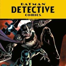 Cómics: BATMAN SAGA DETECTIVE COMICS 2 : LA LIGA DE LAS SOMBRAS - ECC / DC TAPA DURA / RENACIMIENTO. Lote 204436556