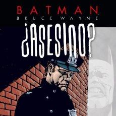 Cómics: BATMAN : BRUCE WAYNE ¿ASESINO? 2 - ECC / DC / TAPA DURA / NUEVO DE EDITORIAL. Lote 204437078