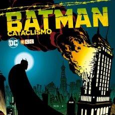 Cómics: BATMAN : CATACLISMO - ECC / DC / TAPA DURA / PRELUDIO A TIERRA DE NADIE. Lote 204437418