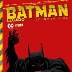 Cómics: BATMAN : LEGADO 2 - ECC / DC / TAPA DURA. Lote 204457472