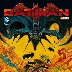 Cómics: BATMAN : ENLOQUECIDOS - ECC / DC / TAPA DURA / GARTH ENNIS. Lote 204660117