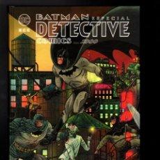 Cómics: BATMAN DETECTIVE COMICS 1000 - ECC / DC / TAPA DURA. Lote 204660523