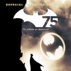 Cómics: BATMAN DETECTIVE COMICS 27 ESPECIAL 75 AÑOS - ECC / DC / TAPA DURA. Lote 204660786