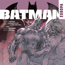 Cómics: BATMAN : EUROPA - ECC / DC / TAPA DURA. Lote 204661308