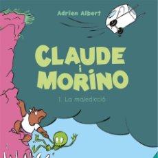 Cómics: CLAUDE I MORINO 1 : LA MALEDICCIÓ - ASTIBERRI / TAPA DURA. Lote 204683168