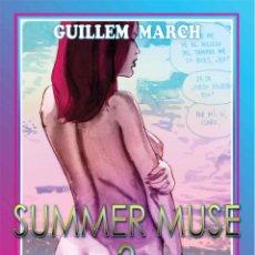 Cómics: SUMMER MUSE 3 DE GUILLEM MARCH - DIABOLO / TAPA DURA. Lote 204684056