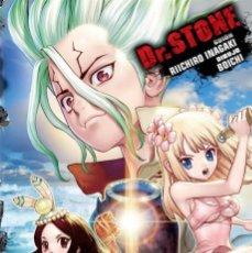 Cómics: DR STONE 13 - IVREA / MANGA. Lote 204685521