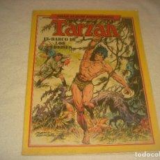 Cómics: TARZAN , EL BARCO DE LOS DIOSES . GRAN ALBUM ANIVERSARIO, 1979. HITPRESS. Lote 204687453