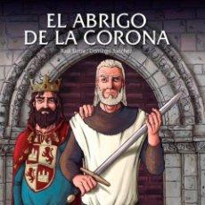 Cómics: EL ABRIGO DE LA CORONA - SERENDIPIA / TAPA DURA. Lote 204687635