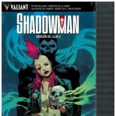 Fumetti: SHADOWMAN - EDICIÓN DE LUJO 2 - VALIANT. MEDUSA CÓMICS. NUEVO.SIN ABRIR.. Lote 204690658