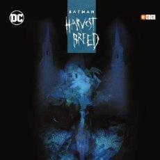 Cómics: BATMAN : HARVEST BREED - ECC / DC / TAPA DURA. Lote 204747981