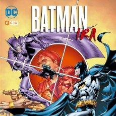 Cómics: BATMAN : IRA - ECC / DC / TAPA DURA. Lote 204748348
