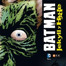 Cómics: BATMAN : JEKYLL Y HYDE - ECC / DC / TAPA DURA. Lote 204748476